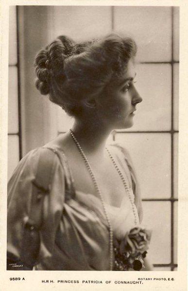 Princess Patricia of Connaught | More here: http://mylusciouslife.com/period-dramas-and-historical-movies/