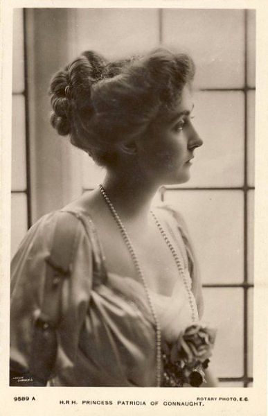 Princess Patricia of Connaught | More here: http://mylusciouslife.com/period-dramas-and-historical-movies/