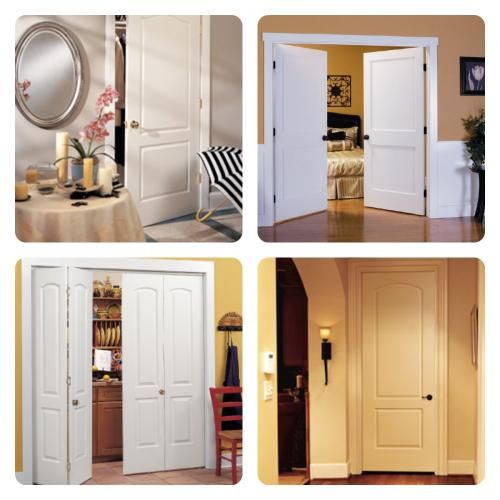 Picking The Right Interior Door Style by Ella Smith