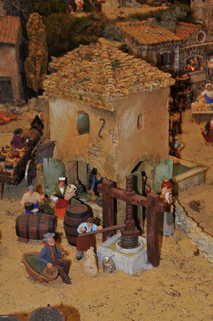 Crèche Provençale des Saintes Maries de la Mer