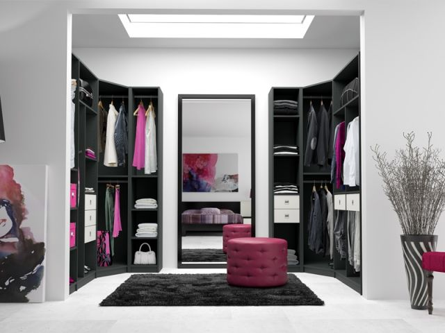 1000 id es sur le th me dressing chambre sur pinterest fabriquer un dressing dressing sous. Black Bedroom Furniture Sets. Home Design Ideas