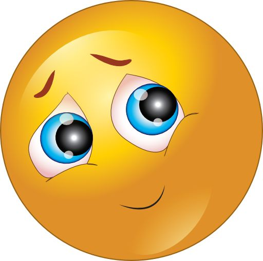 Bashful Face Clipart Emoji Images Clip Art Smiley