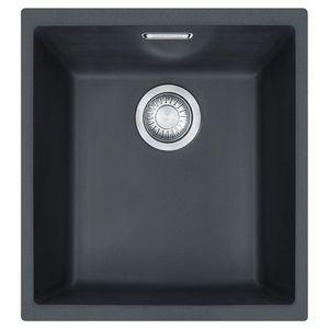 Franke Undermount 1 Bowl Sink Black - SID110-34CB