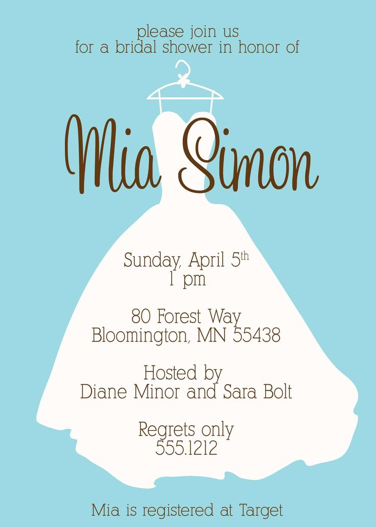 25 best ideas about Bridal shower invitations – Bridal Shower Invitations Template