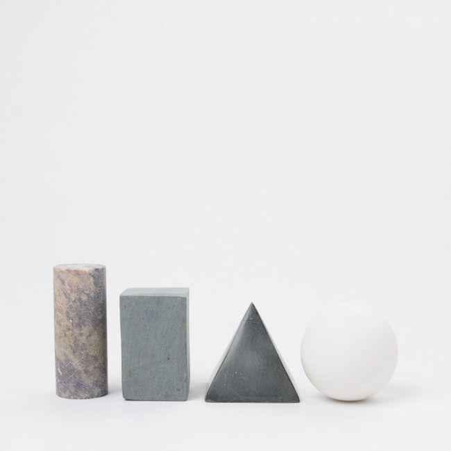Drinking Rocks by Runa Klock / Marble Objects
