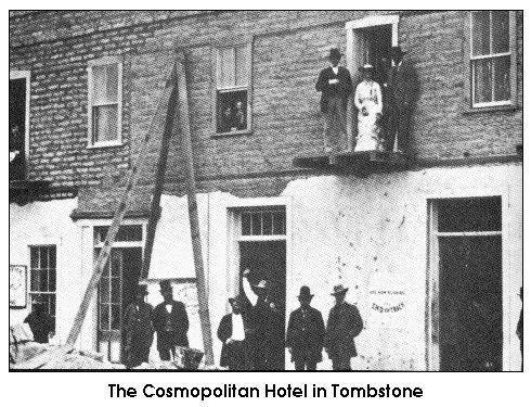 Cosmopolitan Hotel, Tombstone, AZ