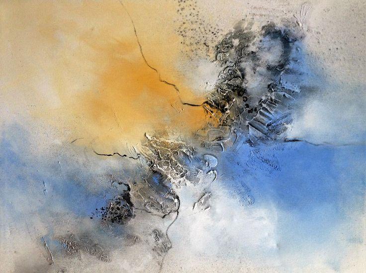 19 best abstrakte kunst abstrakte malerei moderne wandbilder images on pinterest painting - Abstrakte kunst auf leinwand ...