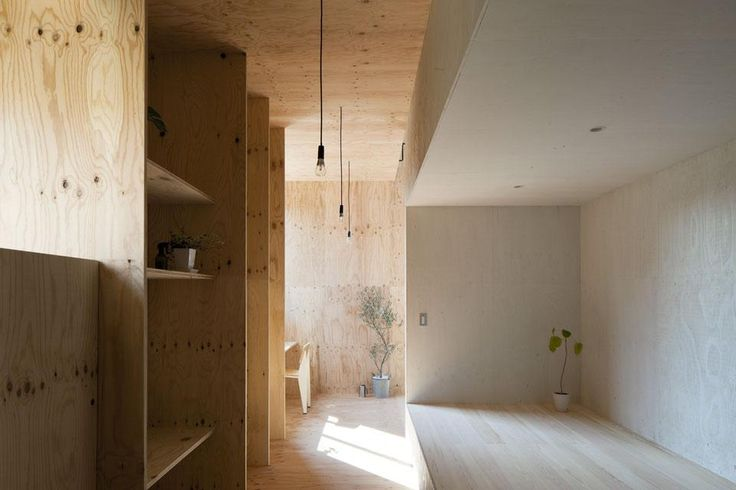 mA-style architects  Ant House, Shizuoka, Japan   2012