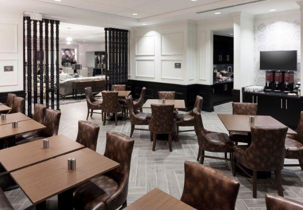 Richmond Hotel Dining Area