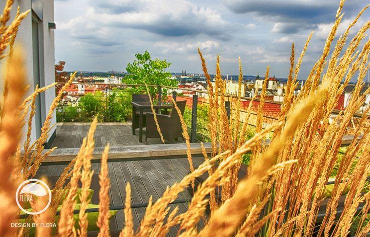 #landscape #architecture #garden #rooftop #terrace