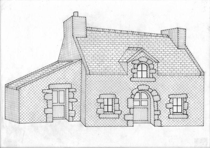 Image - Dentelle : ma petite maison bretonne (suite) - Blog de myriam-dentelle - Skyrock.com