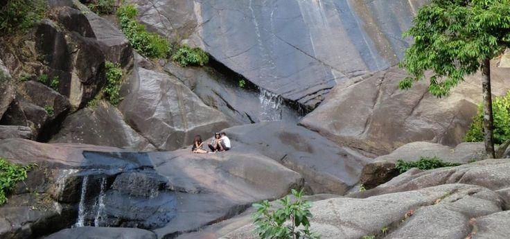 Langkawis Wasserfälle – Unberührte Quellen