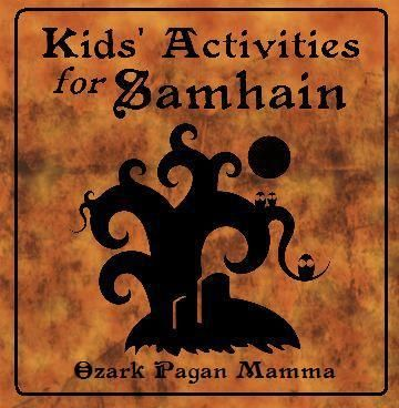 Kids' Activities for Samhain/Winternights