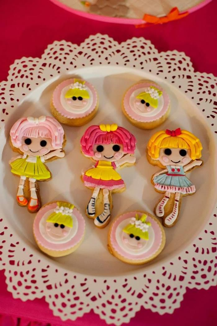 Rainbow Lalaloopsy Birthday Party By Parties And Celebrations