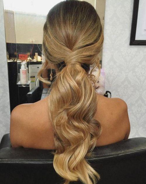 Melhor Prom Penteados Updo Penteados Pinterest Hair Styles