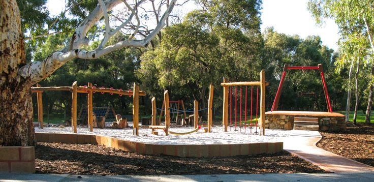 Bannister Creek Nature Playground, Lynwood
