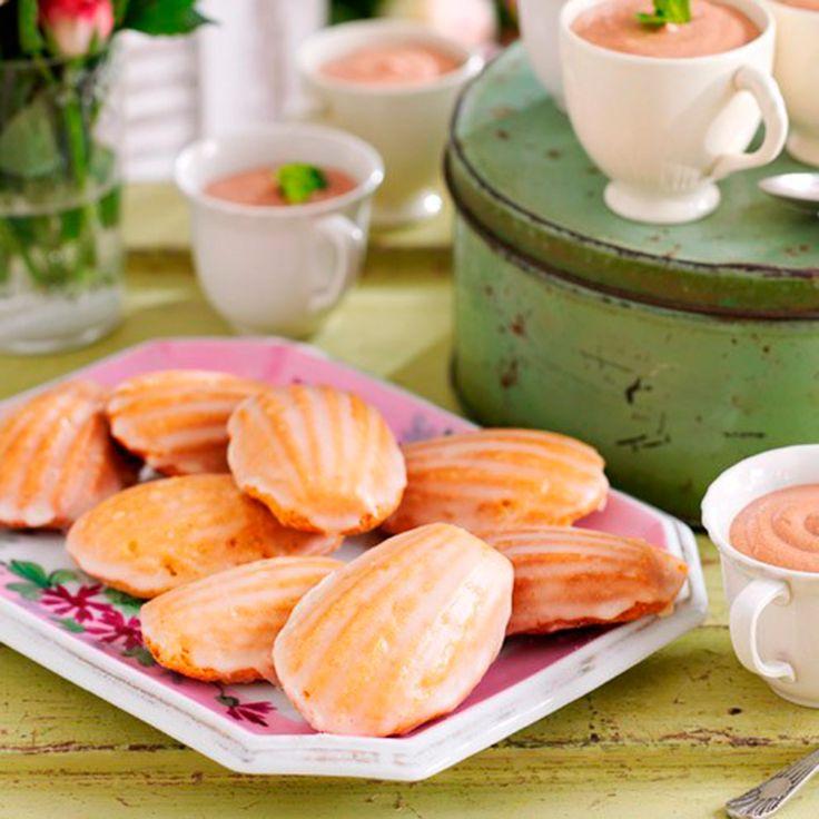 Honey and Orange Madeleines inspired by Great British Bake Off Episode 9 | Good Housekeeping