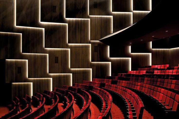 Les Quinconces Cultural Center, Babin+Renaud