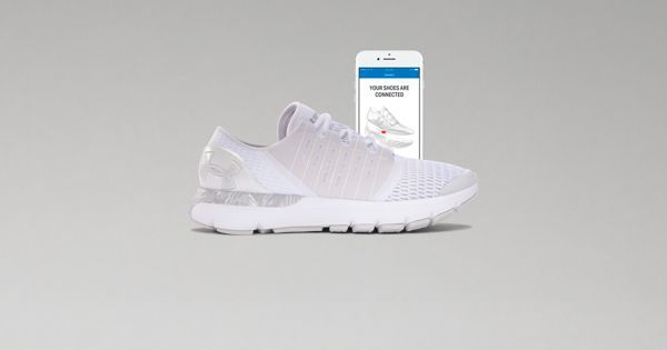 Women's UA SpeedForm® Europa Record-Equipped Running Shoes