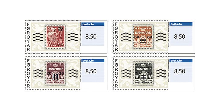 COLLECTORZPEDIA Franking Labels 2015