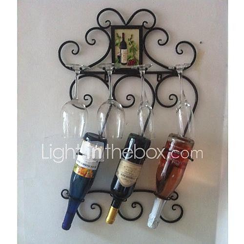 Las 25 mejores ideas sobre pared de vino en pinterest - Lopez del hierro decoracion ...