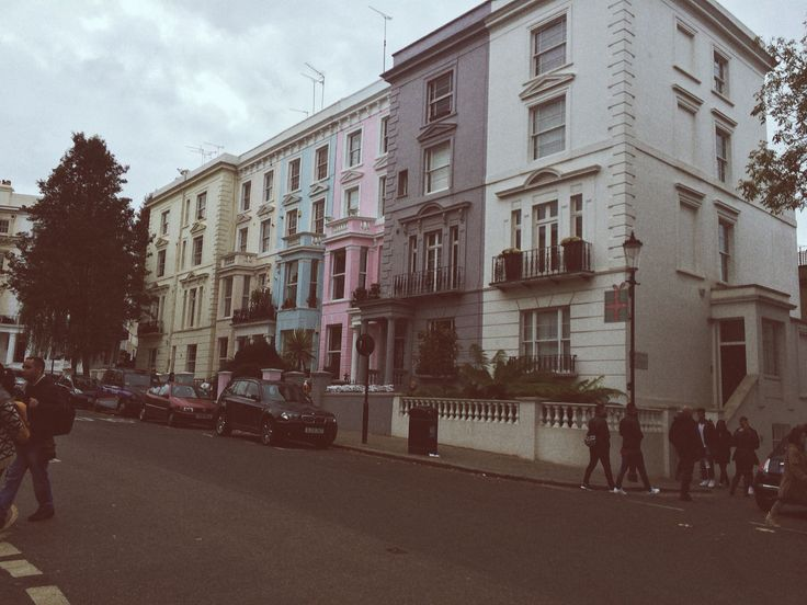 Portobello road , London