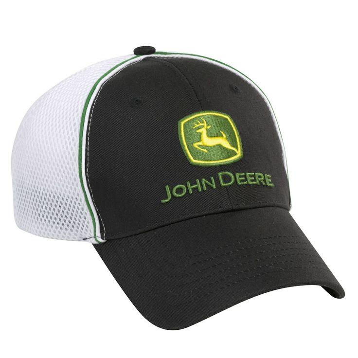 John Deere Black Cap : Images about mens john deere clothing on pinterest