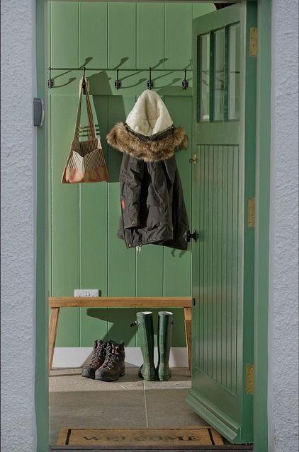 Farmhouse Hall by Emma Clanfield Design Ltd