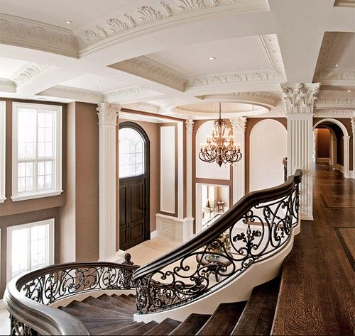 Victorian staircase: Decor, Interior, Idea, Stairs, Staircases, Dream House, Homes, Design, Dreamhouse