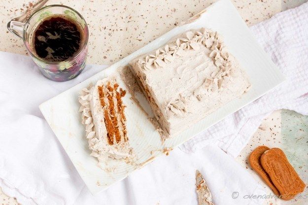 Biscoff Espresso Icebox Cake | 27 Delicious No-Bake Icebox Cakes