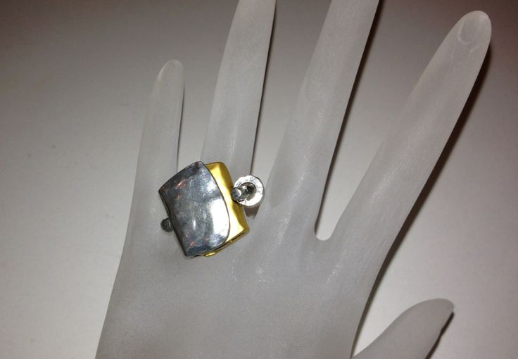 Ring designed by Ann-Marie Chagnon.