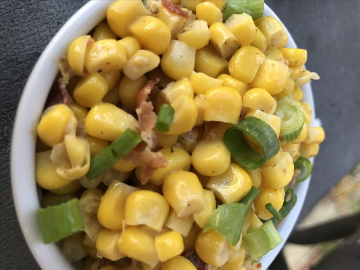 Southern Fried Corn Recipe - How to Make Southern Fried Corn