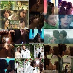 hana and jun in love rain (their romantic moments)