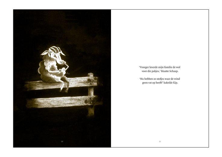 De Ronde Van Varken - Illustratie - Illustration - Book - Spread