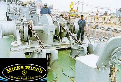 Get high quality and robust anchor winch.......