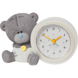 Buy Me to You Tiny Tatty Teddy Clock at Argos.co.uk - Your Online Shop for Gifts and gift sets, Me to You home.