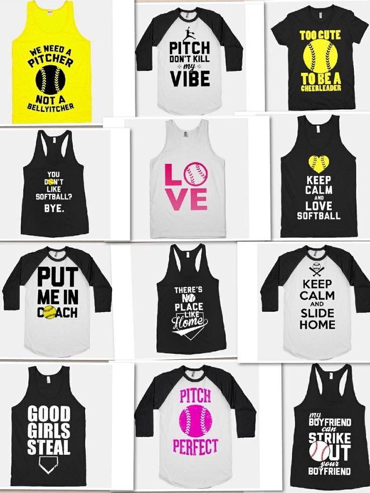 softball baseball quotes shirts - Softball Jersey Design Ideas