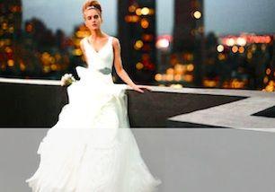 сказочное платье White By Vera Wang - ищи это и другие платья от Vera Wang в аренду в нашем шоуруме