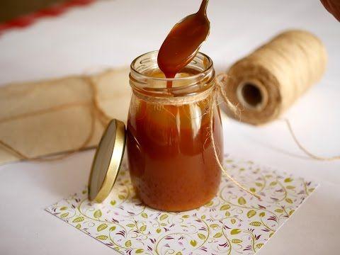 Жидкая карамель или карамельный соус. ВСЕГО 3 ИНГРЕДИЕНТА - YouTube