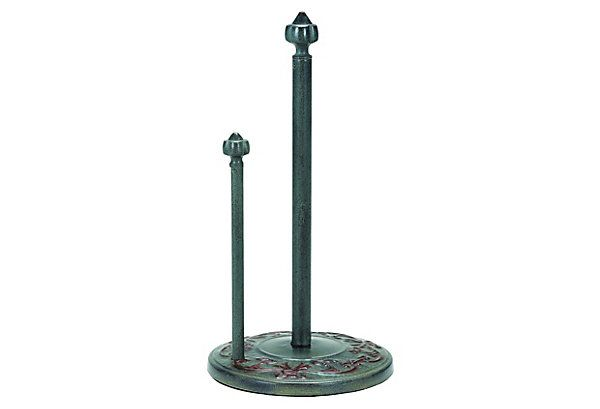 One Kings Lane - Country Kitchen - Art Nouveau Paper Towel Holder