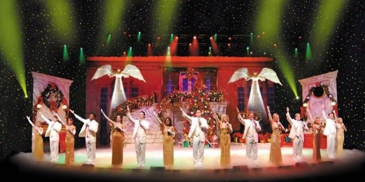 the souths grandest christmas show at the alabama theatre is one of myrtle beachs most popular holiday shows - Alabama Theater Christmas Show