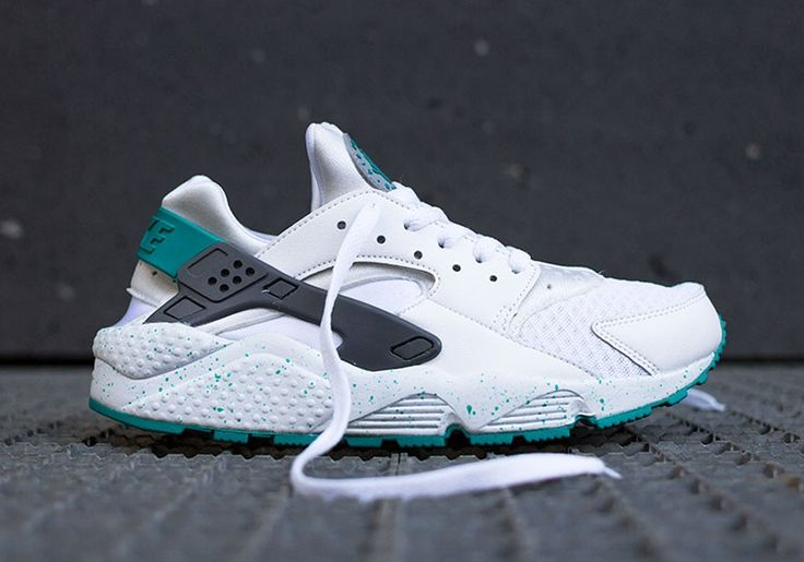 turbo green huaraches Another Look At The Nike Air Huarache Turquoise Speckle