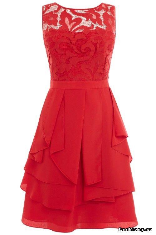 50 красивых платьев
