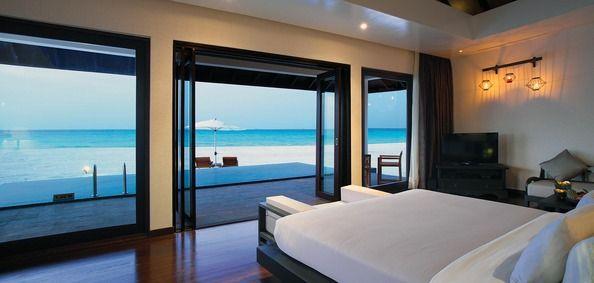 Atmosphere Kanifushi, Rejser til Maldiverne.. Lige noget for mig..