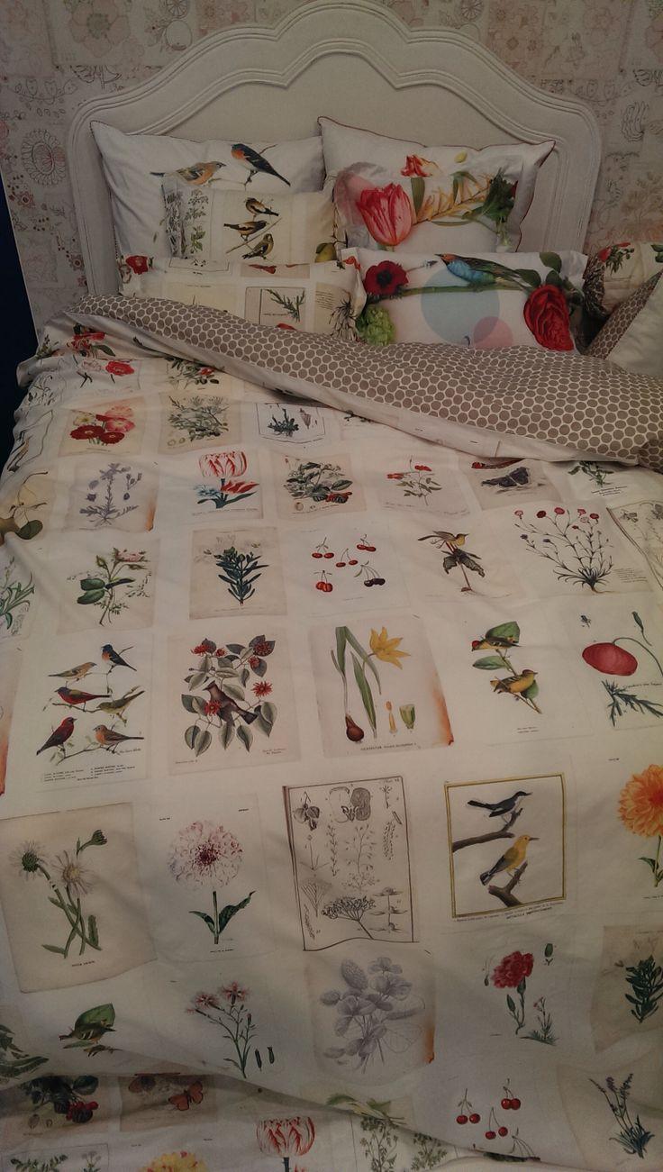 PIP Studio Bettwäsche mit kleinen unterschiedlichen Motiven