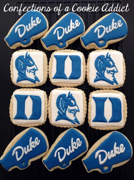 Go Duke! Cookies