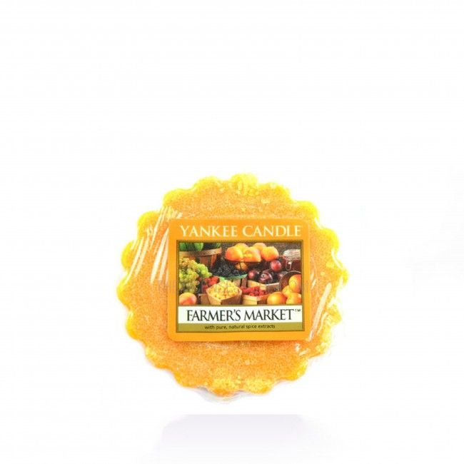 Yankee Candle Wax Melt - Farmers Market