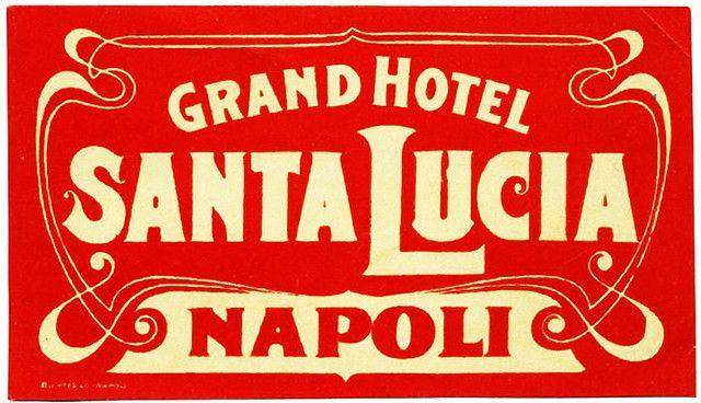 Napoli - Hotel Santa Lucia