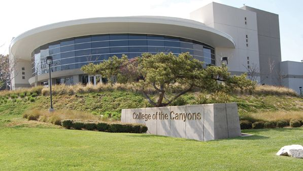 #College of the Canyons