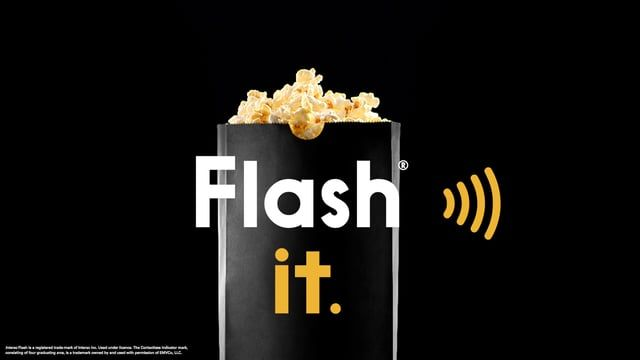 Adrian Armstong for INTERAC Flash It